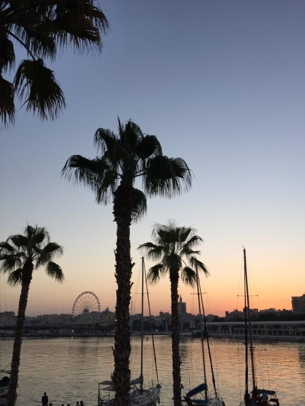 hafen_sunset1